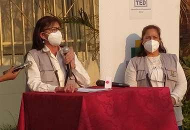 Desde el TED de Beni animan a la participación electoral