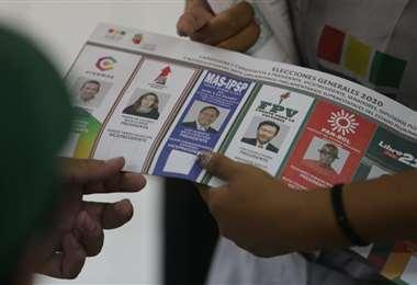 El conteo de votos I Fuad Landívar.