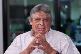 El expresidente Jaime Paz Zamora