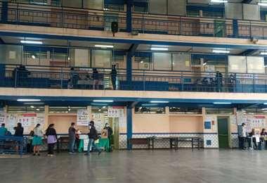 En San Pablo, hay 15 recintos para votar (Foto: Nadia Vargas)