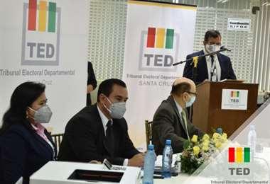 El TED pide respetar las normas durante las elecciones (Foto: Internet)