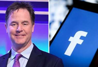El vicepresidente de Facebook. Foto Internet