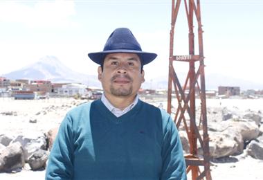 El alcalde de la población chilena espera tener buenas relaciones con el Gobierno de Arce