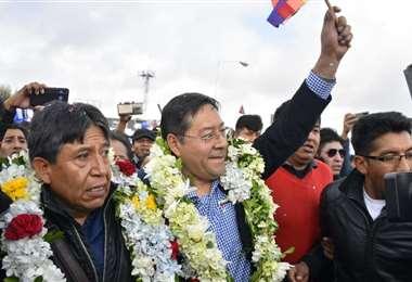 Arce será el nuevo presidente del país/Foto Internet