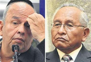 Los ministros fueron censurados en la Asamblea, por no asistir a sus interpelaciones.