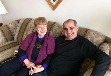 Pamela y Afshin Raghebi festejarán 10 años de casamiento en diciembre