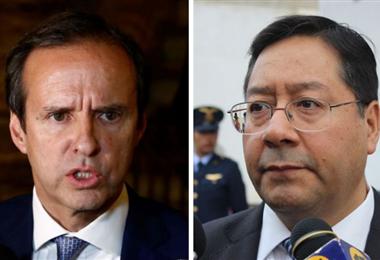 Quiroga fue parte del proceso electoral, pero declinó