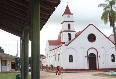 Charagua es parte de los municipios con mayor riesgo en Bolivia (Foto: H.V))
