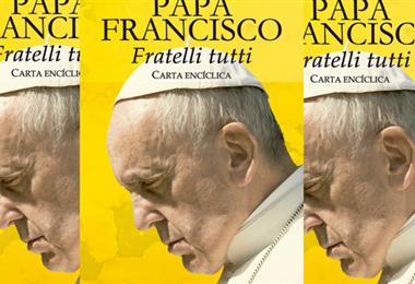 La nueva encíclica papal. Foto Internet