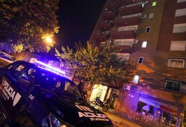 La violencia en Rosario no está en cuarentena. Foto Rosario3