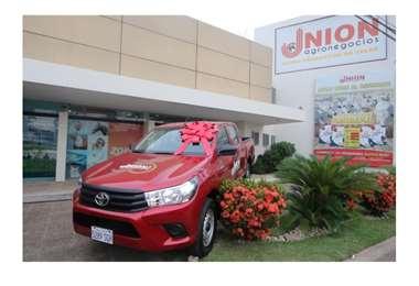 El sortero de la Toyot Hilux 2020 será el 7 de enero de 2021. Fotos: Jorge Gutiérrez