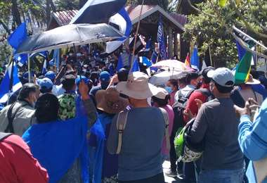 Foto referencial de los videos en Tarija