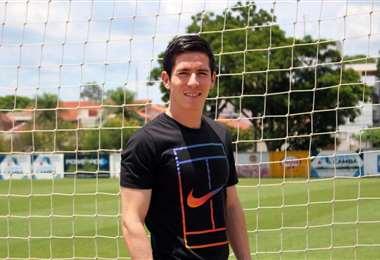Bueno sigue en México y es el único jugador que no se reincorporó. Foto: Club Oriente P.