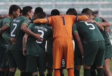 Bolivia no sumó un solo punto en las dos primeras fechas. Foto: AFP