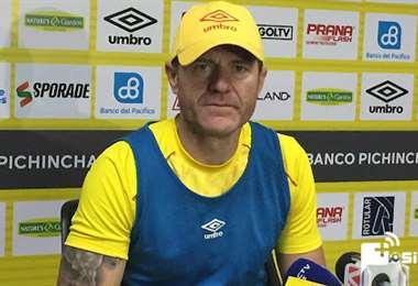 Gabriel Schürrer es el nuevo entrenador de Blooming. Foto: internet