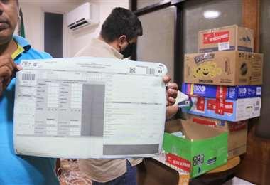 Comité Cívico plantea cinco irregularidades en las elecciones. Foto: J. Gutiérrez