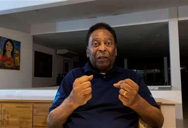 O Rey Pelé