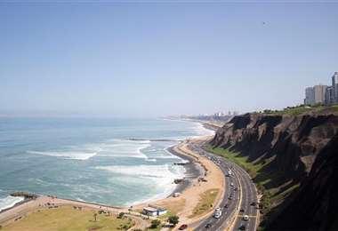 Solo se puede ir a las playas de lunes a jueves en Lima. Foto Internet