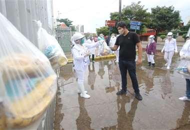 Las autoridades piden no bajar la guardia y evitar aglomeraciones. Foto: Ipa Ibañez