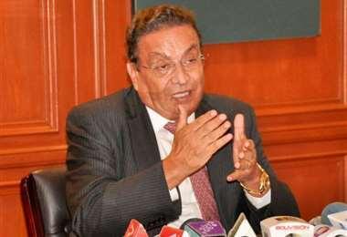 Rolando Kempff, presidente de la CNC.