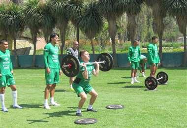 El trabajo de la Verde será otra vez en La Paz. Foto: FBF