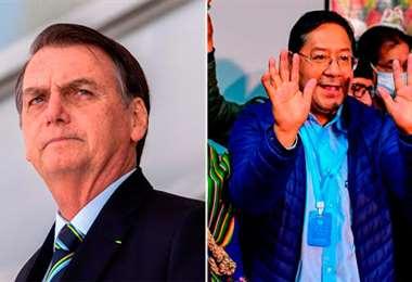 La administración de Jair Bolsonaro felicita al ganador de las elecciones en Bolivia