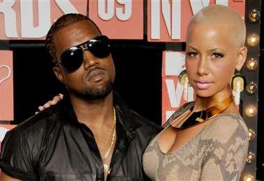 Amber Rose salió con Kanye West desde 2008 hasta 2010