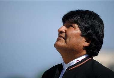 Evo no volvió a Bolivia desde su renuncia en 2019. Foto: La Nación (Chile)