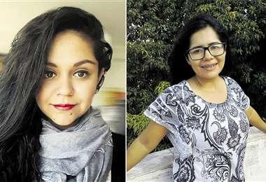 Laura Esthefany Amador Ledezma | Carla Vanessa Aliaga Delgadillo