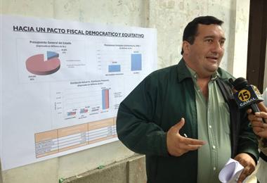 Lema asume con el desafío de buscar soluciones a la crisis sanitaria y económica