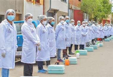 La convocatoria es para egresados de Ciencias de la Salud