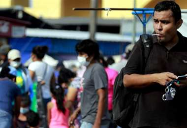 las autoridades exhortaron a la población a no bajar la guardia./Ricardo Montero