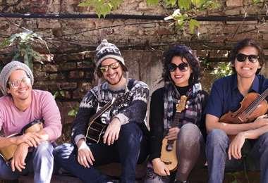 Color Jaúsi es una de las bandas que pondrá ritmo a la jornada artística