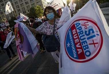 Más de 14,7 millones de chilenos están habilitados para votar
