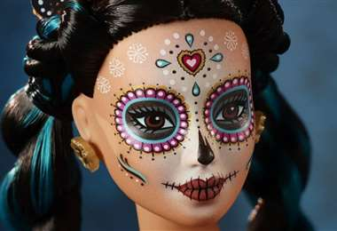 La nueva muñeca de Barbie. Foto Mattel