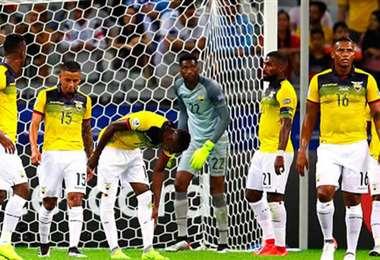 La selección de Ecuador volverá este martes al trabajo. Foto: internet