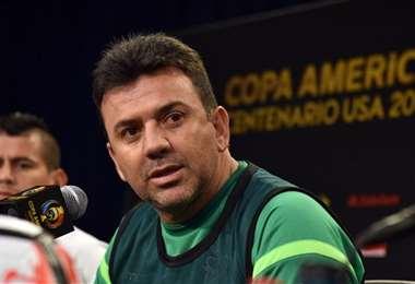 Julio César Baldivieso en la actualidad es director técnico de Aurora. Foto: Internet