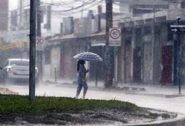 También se espera un descenso leve de temperaturas. Foto: Ricardo Montero