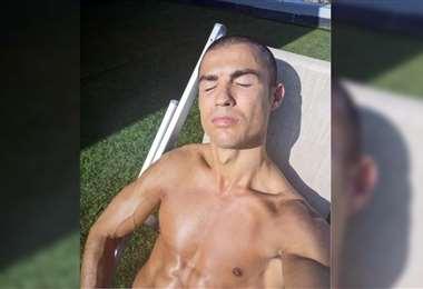 Esta fue la última foto que publicó Cristiano en Instagram. Foto: Instagram