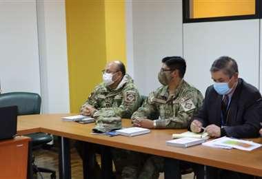 Aduana y Armada definieron las atribuciones y competencias en las operaciones