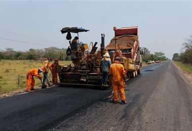 Los trabajado en el tramo Cuatro Cañadas-Núcleo II Litoral registran buen avance