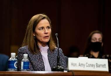 La nueva jueza de la Suprema Corte de EEUU. Foto Internet