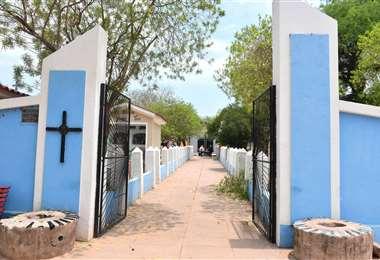 Cementerio de Villa Montes