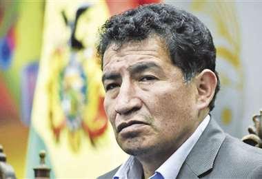 Presidió la comisión que investigó los hechos de Sacaba y Senkata. Está convencido de que