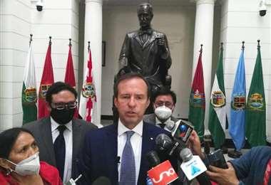 Justicia archiva juicio contra Jorge Quiroga Ramírez por caso Petrocontratos