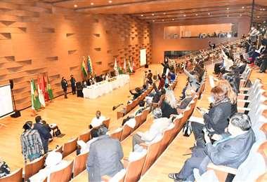 Sesión de la Cámara de Diputados. Foto: Prensa Diputados