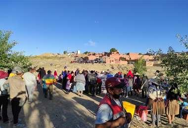 La Policía de Jujuy impidió el ingreso de pobladores de Villazón