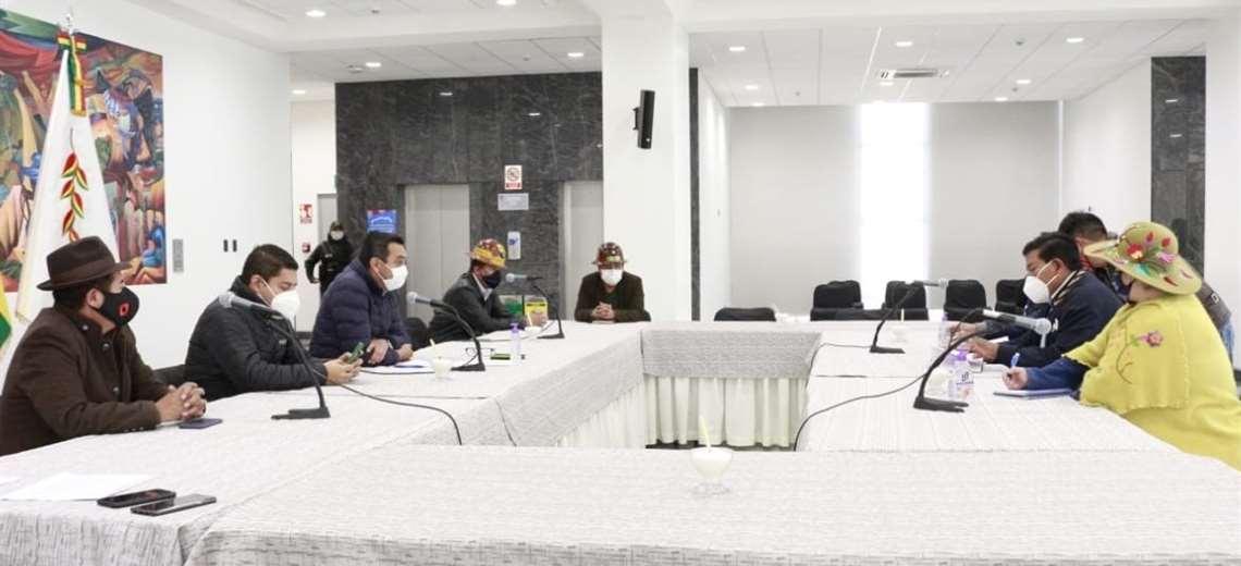 Inicia la reunión de coordinación para la transmisión de mando y transición ordenada