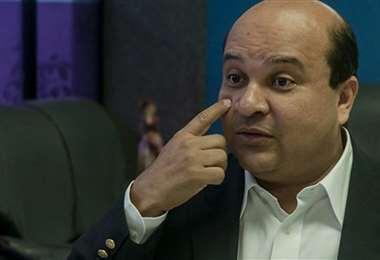 El periodista Roland Carreño. Foto Internet