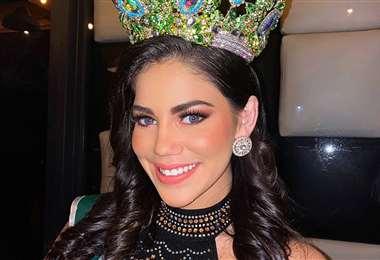 Alondra Mercado, Miss Beni 2020